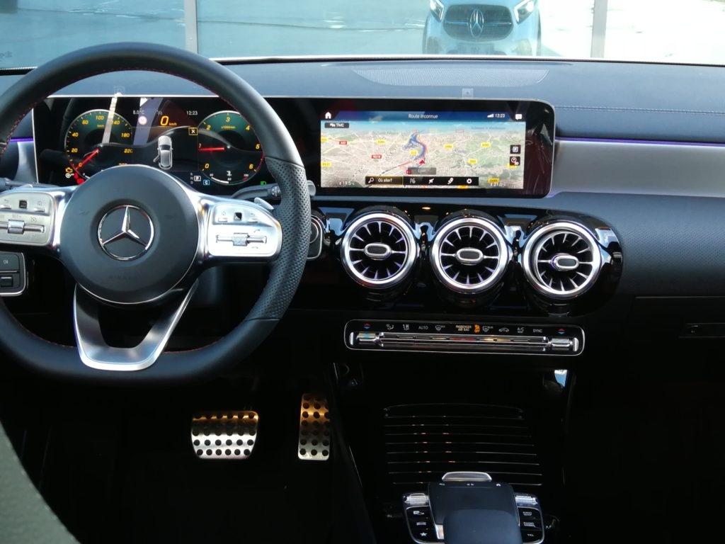 Mercedes Classe A Pack Amg Modele 2019 Performancecars